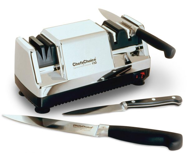 110ch 600x491 - Электрическая точилка для ножей Chef'sChoice 110