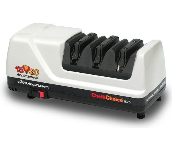 1520wh 600x491 - Электрическая точилка для японских и европейских ножей Chef'sChoice 1520