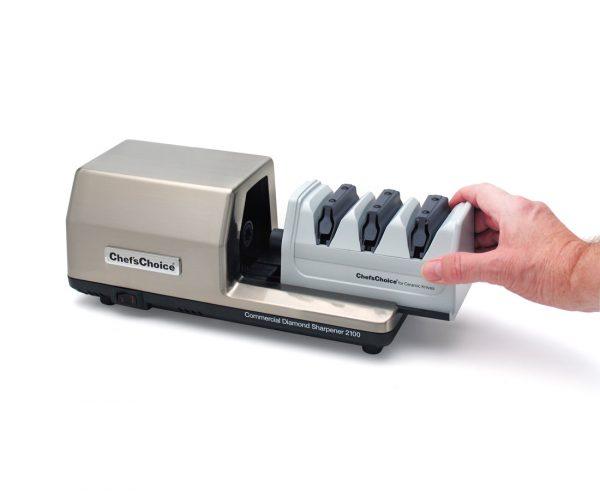 2100 cermodule 600x491 - Модуль точильный съемный к CH/2100 (для керамических ножей)