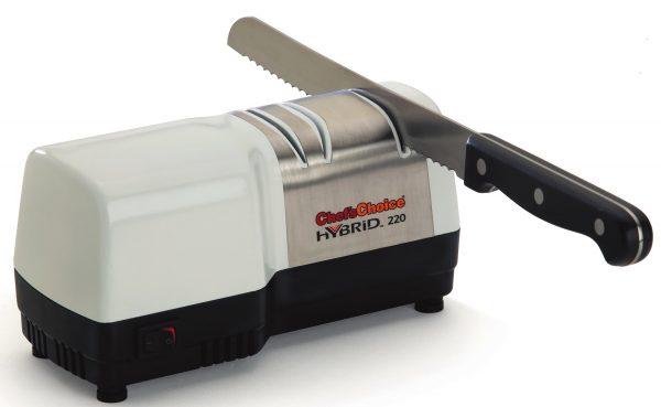 220 2 1 600x369 - Гибридная точилка для ножей Chef'sChoice 220