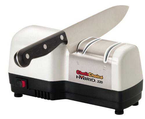 220 3 - Гибридная точилка для ножей Chef'sChoice 220