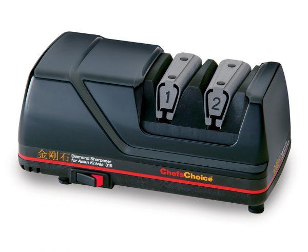 316bk 600x491 - Электрическая точилка для японских ножей Chef'sChoice 316