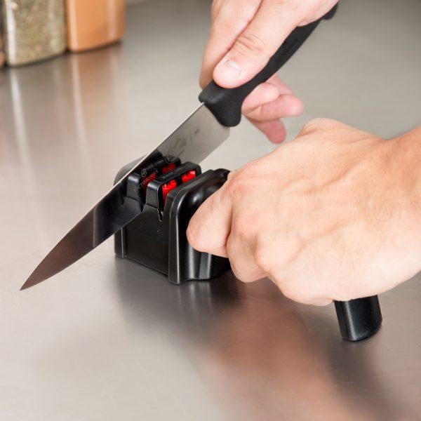 450 1 1 600x600 - Механическая точилка для ножей Chef'sChoice 450
