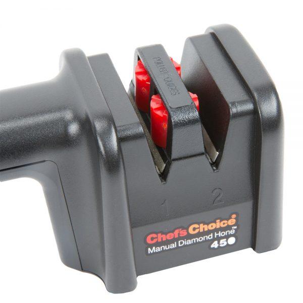 450 4 600x600 - Механическая точилка для ножей Chef'sChoice 450