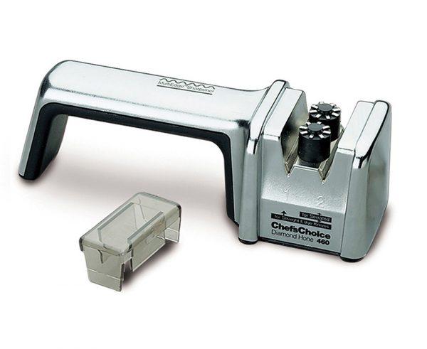 460ch 600x491 - Механическая точилка для ножей Chef'sChoice 460