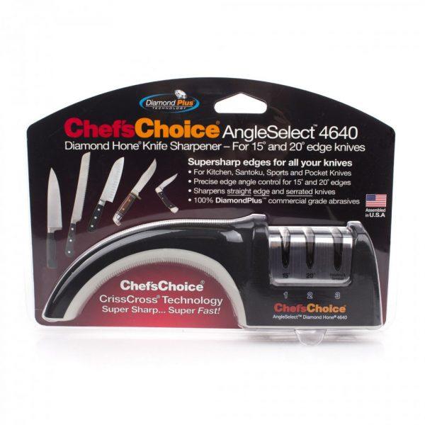 4640 5 600x600 - Механическая точилка для ножей Chef'sChoice 4640