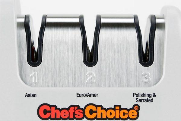4643 7 600x400 - Механическая точилка для японских, европейских и серрейторный ножей Chef'sChoice 4643