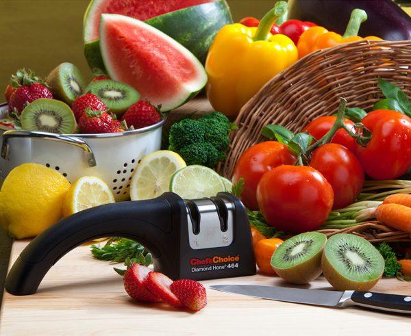 464 5 600x491 - Механическая точилка для ножей Chef'sChoice 464