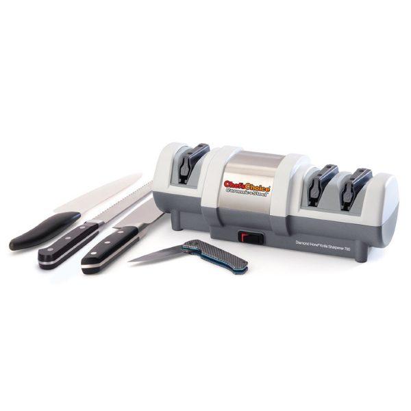 700 2 600x600 - Электрическая точилка для керамических и стальных ножей Chef'sChoice 700