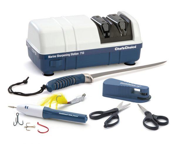 710wh2 600x491 - Электрическая точилка для рыбаков Chef'sChoice 710