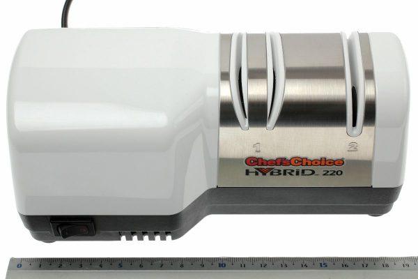 chefs choice 220 hybrid cc22cc220 d5 600x400 - Гибридная точилка для ножей Chef'sChoice 220