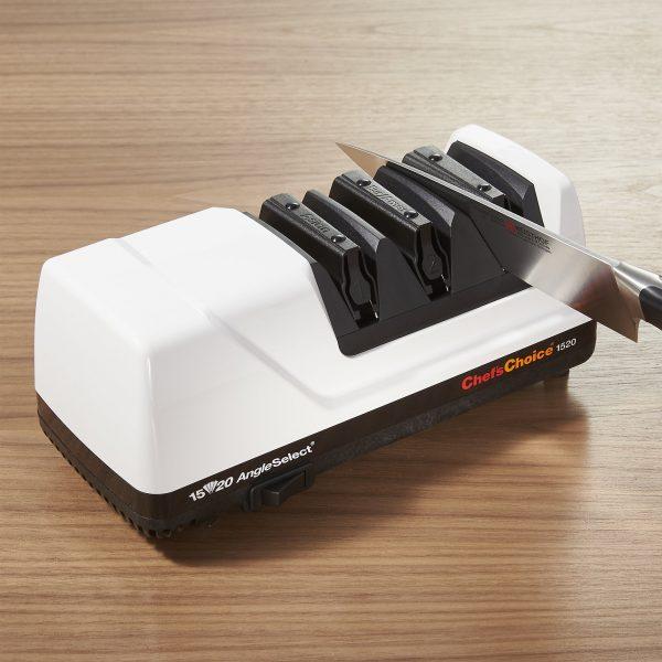 chefschoice diamond hone angleselect sharpener model 1520 1 600x600 - Электрическая точилка для японских и европейских ножей Chef'sChoice 1520
